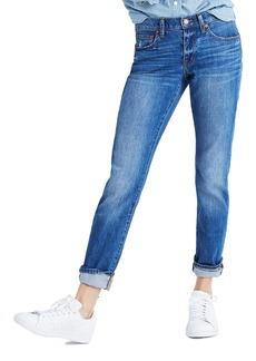 Madewell The Slim Boyjean Boyfriend Jeans (Walton Wash)