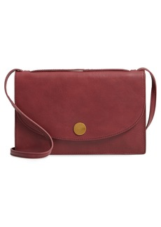 Madewell The Slim Convertible Leather Shoulder Bag