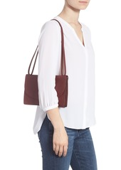 b89830f68c2a Madewell The Slim Convertible Leather Shoulder Bag Madewell The Slim  Convertible Leather Shoulder Bag ...