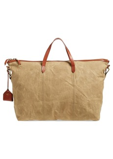 Madewell The Transport Canvas Weekend Bag