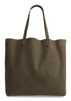 Madewell The Transport Nubuck Tote