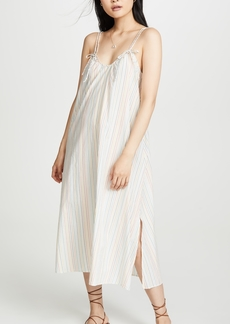 Madewell Tie Strap Maxi Dress