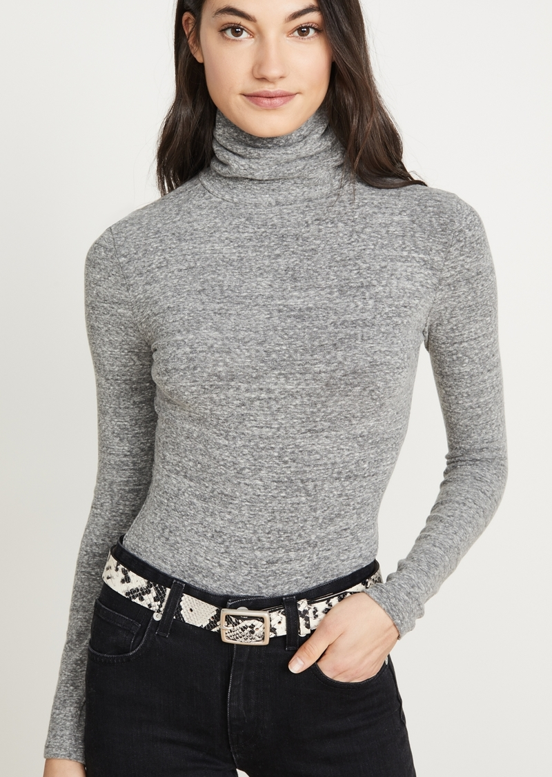 Madewell Turtleneck Bodysuit
