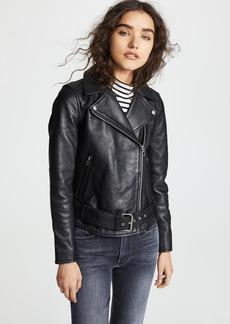Madewell Ultimate Leather Moto Jacket