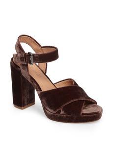 Madewell Vanessa Block Heel Sandal (Women)