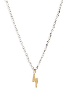 Madewell Vermeil Pendant Necklace