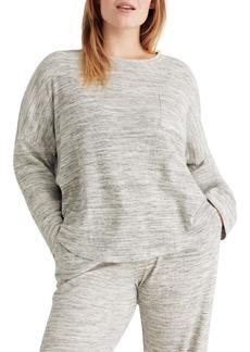 Madewell Waffle Knit Pajama Top