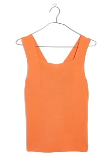 Madewell Ward Sweater Tank
