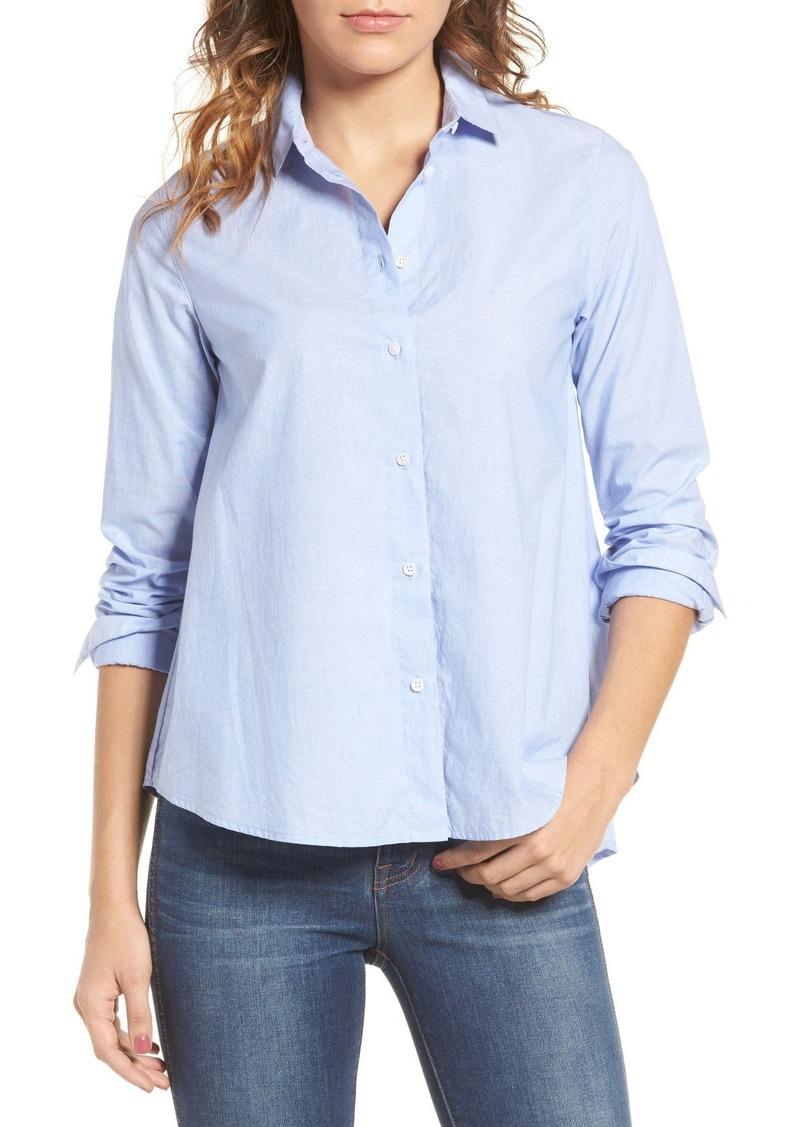 Madewell Westlight Cotton Shirt