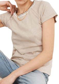 Madewell Westville Ringer Raglan T-Shirt