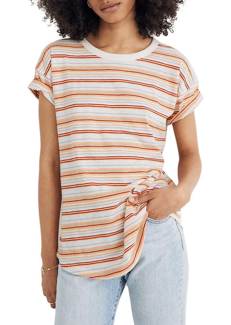 Madewell Whisper Cotton Crewneck T-Shirt