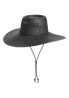 Madewell Wide Brim Straw Hat