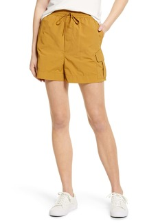 Madewell Women's Ripstop Pull-On Cargo Shorts