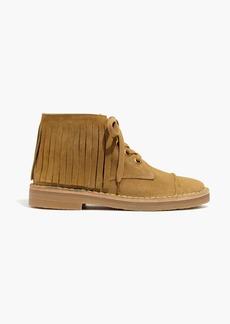 Madewell x Daryl K® Shawna Fringe Boots