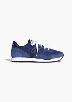 Madewell x Saucony® DXN Trainer Sneakers in Suede