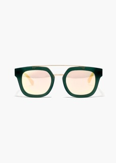 Madewell x Surfrider Foundation Top-Bar Sunglasses