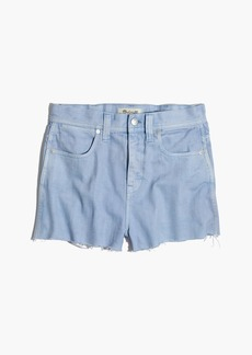 Madewell x Where I Was From™ High-Rise Jean Shorts