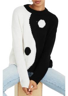 Madewell Yin Yang Pullover Sweater