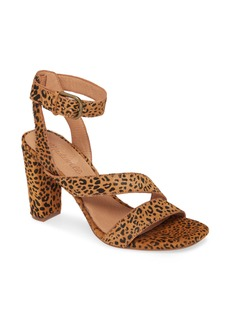 Madewell Madewll The Liv Genuine Calf Hair Sandal (Women)