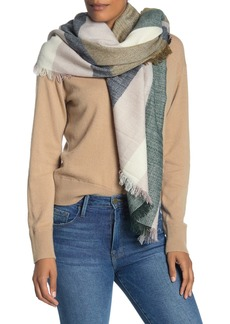 Madewell Mixed Stripe Blanket Scarf