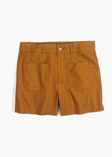 Madewell Monroe High-Rise Shorts