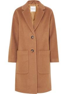 Madewell Monsieur Wool-blend Felt Coat