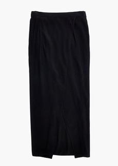 Madewell Overlay Midi Skirt