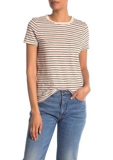 Madewell Patch Pocket Crew Neck T-Shirt
