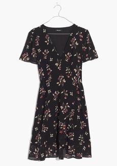 Posy Floral Ruffle Dress