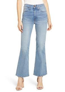 Madewell Retro Flare Jeans