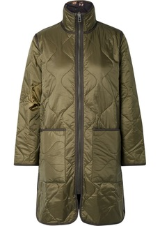 Madewell Reversible Quilted Ripstop And Shell Jacket