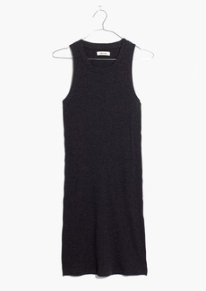 Ribbed Tank Dress
