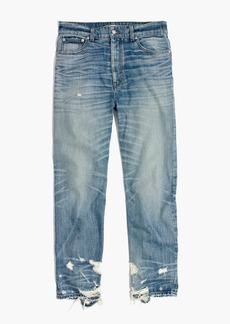 Rivet & Thread High-Rise Slim Boyjeans