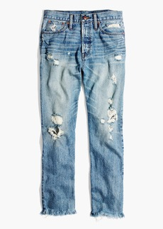 Rivet & Thread Retro Straight Jeans