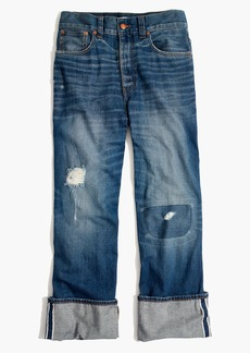 Rivet & Thread Worker Selvedge Jeans