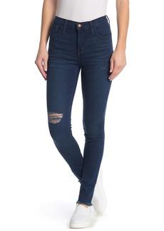 Madewell Roadtripped Frayed Skinny Jeans (Regular & Plus Size)