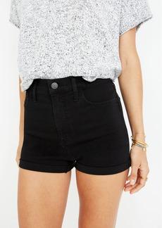 Madewell Roadtripper Cuffed Denim Shorts