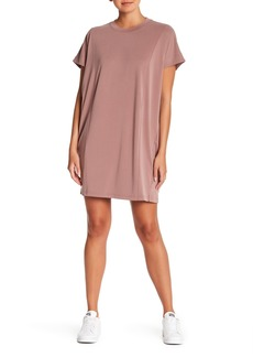 Madewell Sandwashed Jersey T-Shirt Dress (Regular & Plus Size)