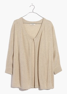 Madewell Seabank Cardigan Sweater
