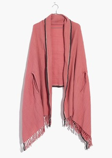 Madewell Selvedge Cape Scarf