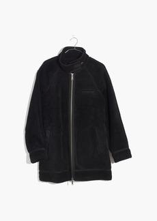 Sherpa City Grid Coat