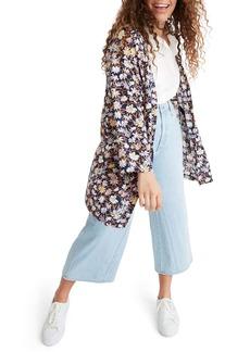 Madewell Short Robe Jacket