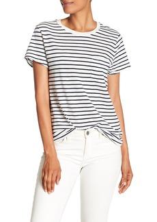 Madewell Short Sleeve Stripe Tee