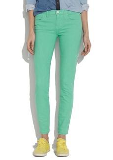 Skinny Skinny Ankle Jeans in Soft Mint