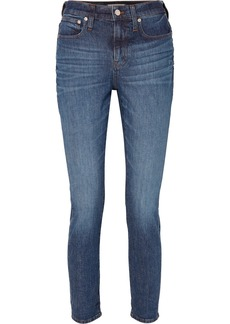 Madewell Slim Boyjean High-rise Boyfriend Jeans