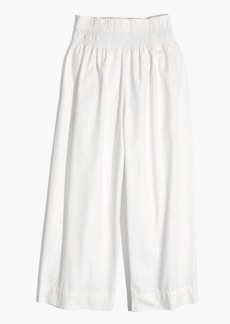 Smocked Mayfield Culotte Pants