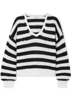 Madewell Striped Knitted Sweater