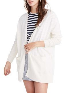 Madewell Summer Ryder Stripe Cardigan (Regular & Plus Size)