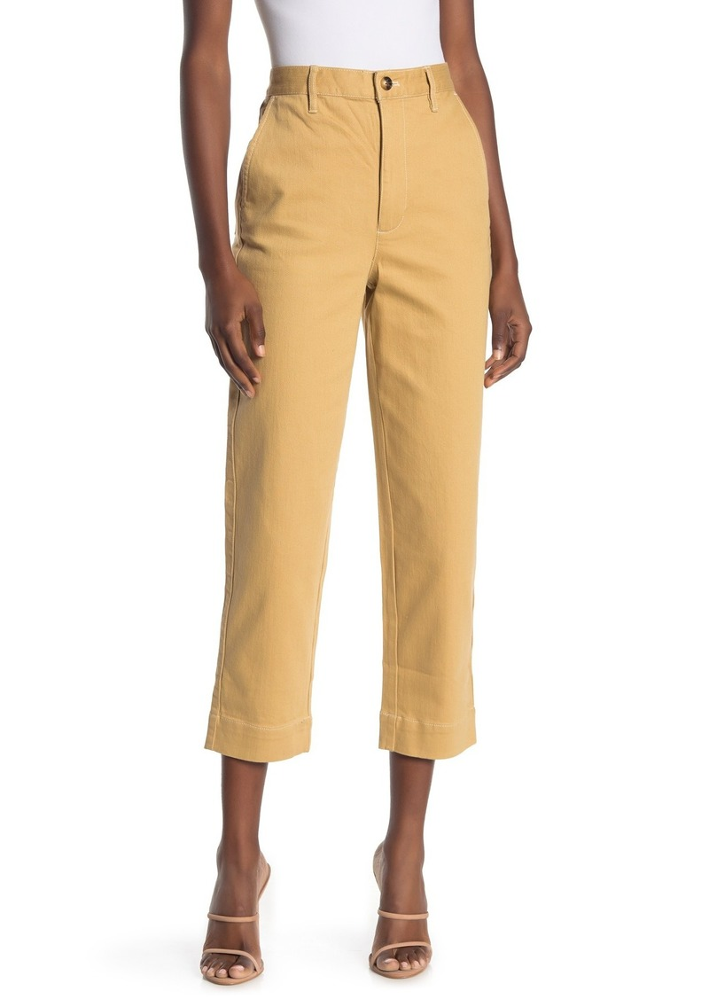 Madewell Tapered Pants