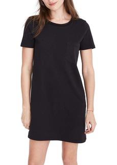Madewell Crew Neck T-Shirt Dress